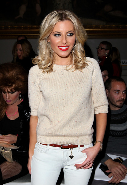 Mollie King Crewneck Sweater