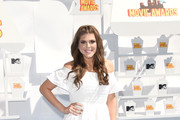 Molly Tarlov Off-the-Shoulder Dress