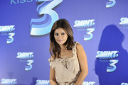 Spanish actress Monica Cruz presents new