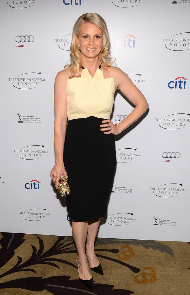 Monica Potter Hairstyles Monica Potter Opted For a
