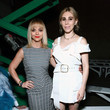Christina Ricci and Zosia Mamet at Monse