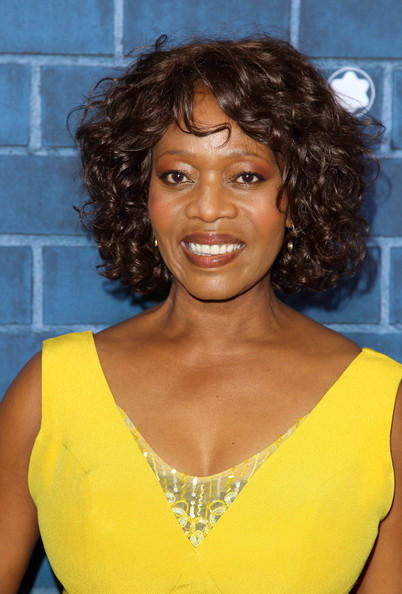 More Pics of Alfre Woodard Cocktail Dress (3 of 4) - Alfre Woodard Lookbook - StyleBistro