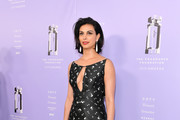 Morena Baccarin Mermaid Gown