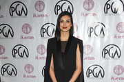 Morena Baccarin Skirt Suit