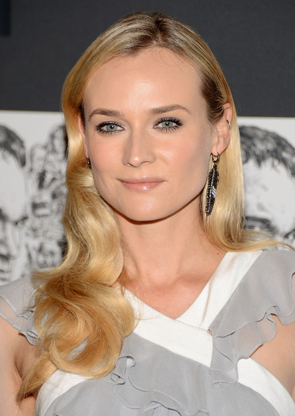 More Pics of Diane Kruger Evening Dress (2 of 14) - Diane Kruger Lookbook - StyleBistro