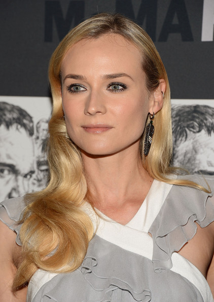 More Pics of Diane Kruger Evening Dress (6 of 14) - Diane Kruger Lookbook - StyleBistro