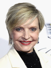 Florence Henderson showed off a stylish short 'do at the Music Center's 50th anniversary party.