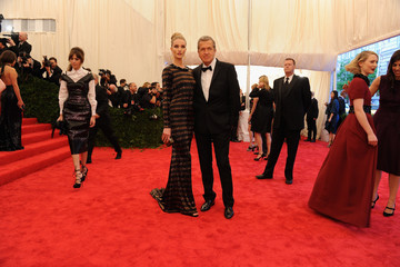 "Mario Testino Rosie Huntington-Whiteley NY: ""Schiaparelli And Prada: Impossible Conversations"" Costume Institute Gala"