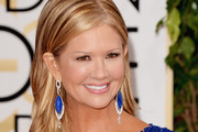 Nancy O'Dell Long Wavy Cut