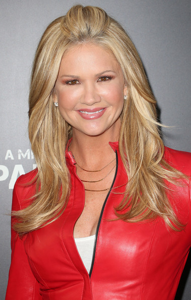 Nancy O'Dell Half Up Half Down