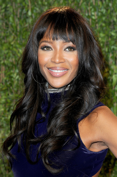 Naomi Campbell Beauty