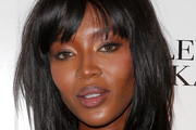 Naomi Campbell Medium Layered Cut