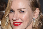 Naomi Watts Diamond Chandelier Earrings