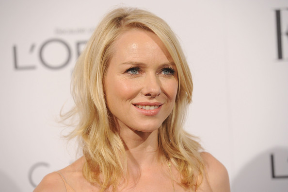 Naomi Watts Long Wavy Cut