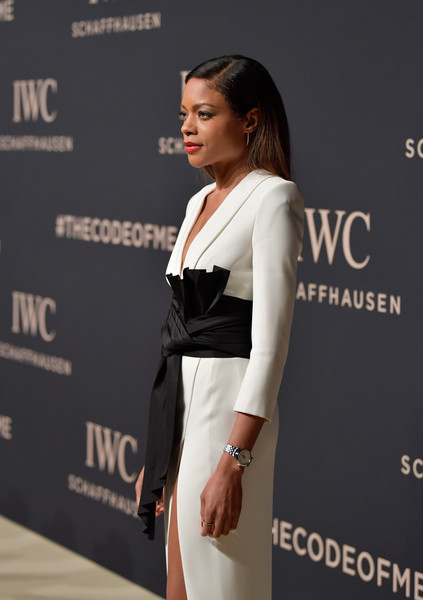 Naomie Harris Sterling Quartz Watch