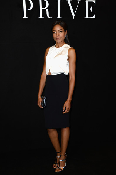 Naomie Harris Pencil Skirt