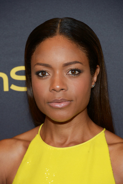 Naomie Harris Long Straight Cut