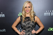 Nastia Liukin Cocktail Dress