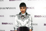 Natalia Kills Button Down Shirt