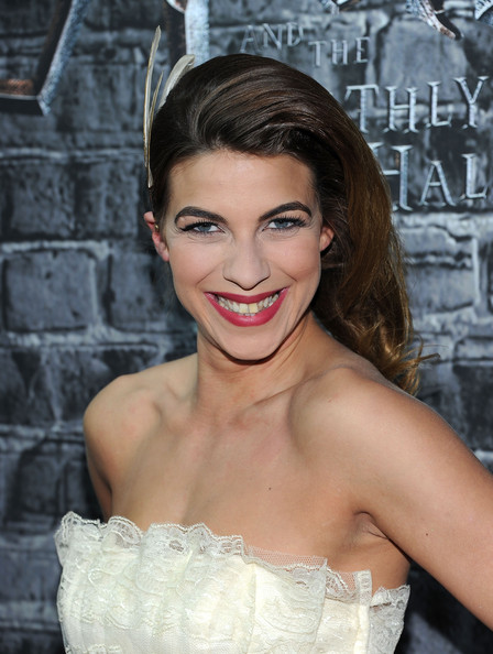 Natalia Tena Shoes