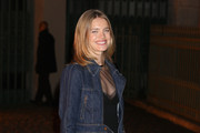 Natalia Vodianova Denim Jacket