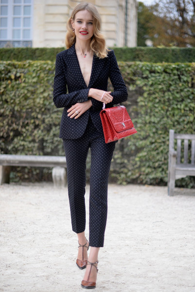 Natalia Vodianova Pumps