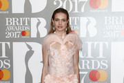 Natalia Vodianova Sheer Dress
