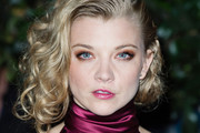 Natalie Dormer Pinned Up Ringlets
