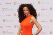 Natalie Gumede One Shoulder Dress