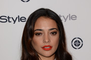 Natalie Martinez Long Wavy Cut