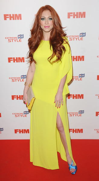 Natasha Hamilton Evening Dress