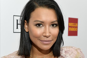 Naya Rivera Side Parted Straight Cut