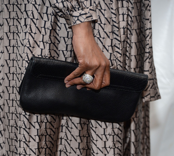 NeNe Leakes Leather Clutch