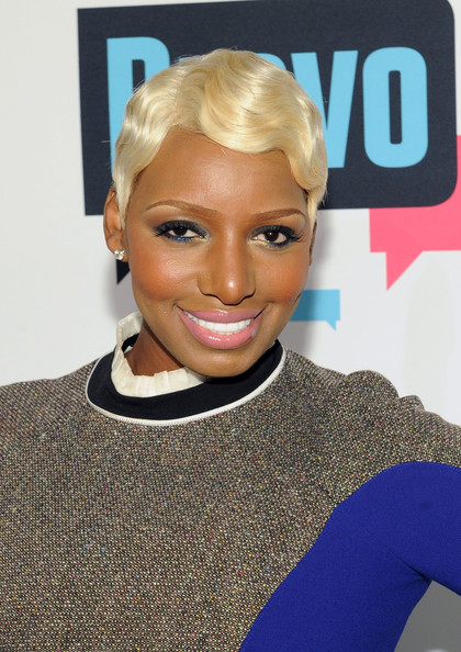 NeNe Leakes Finger Wave