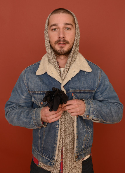 More Pics of Shia LaBeouf Denim Jacket (4 of 11) - Shia LaBeouf Lookbook - StyleBistro