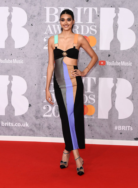 Neelam Gill Cutout Dress