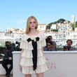 Elle Fanning at the 2016 Cannes Film Festival