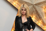 Kelly Osbourne attends a party for Dolce And Gabbana hosted by Net-a-Porter at Westfield on July 14, 2011 in London, England.