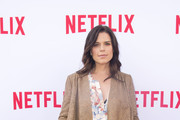 Neve Campbell Leather Jacket
