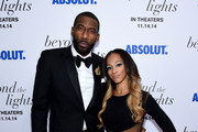Alexis Welch and Amare Stoudemire Photo