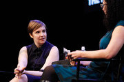 Lena Dunham and Emily Nussbaum Photo
