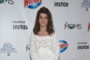Nia Vardalos Over the Knee Boots
