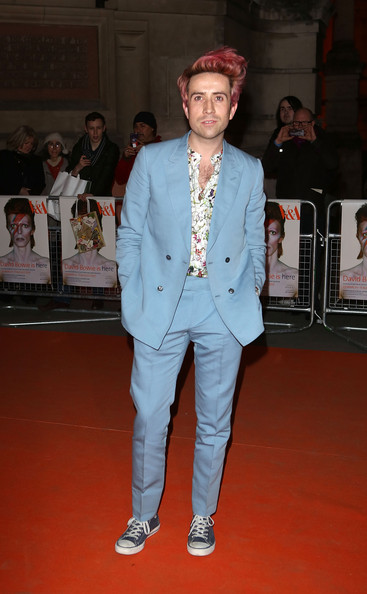 Nick Grimshaw Men's Suit