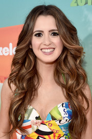 Laura Marano gave us major hair envy when she wore these flowing waves to the Nickelodeon Kids' Choice Awards!