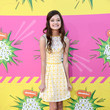Clara Bravo at Nickelodeon's 26th Annual Kids' Choice Awards 2013