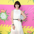 Fivel Stewart at Nickelodeon's 26th Annual Kids' Choice Awards 2013