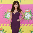 Maria Canals-Barrera at Nickelodeon's 26th Annual Kids' Choice Awards 2013