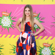 Willow Shields Wore Marc by Marc Jacobs at Nickelodeon's 26th Annual Kids' Choice Awards 2013