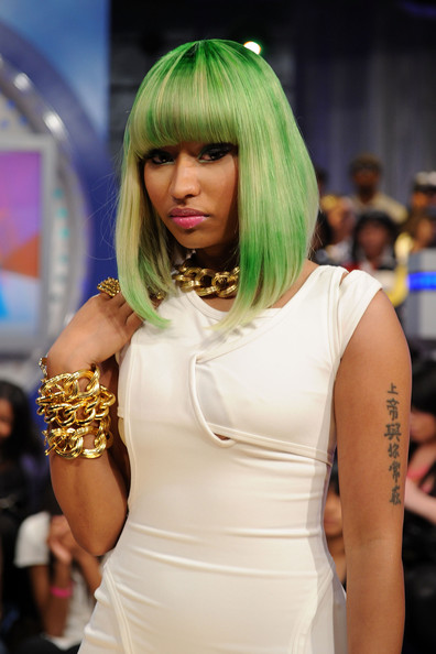 Nicki Minaj Jewelry