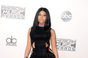 Nicki Minaj Cutout Dress